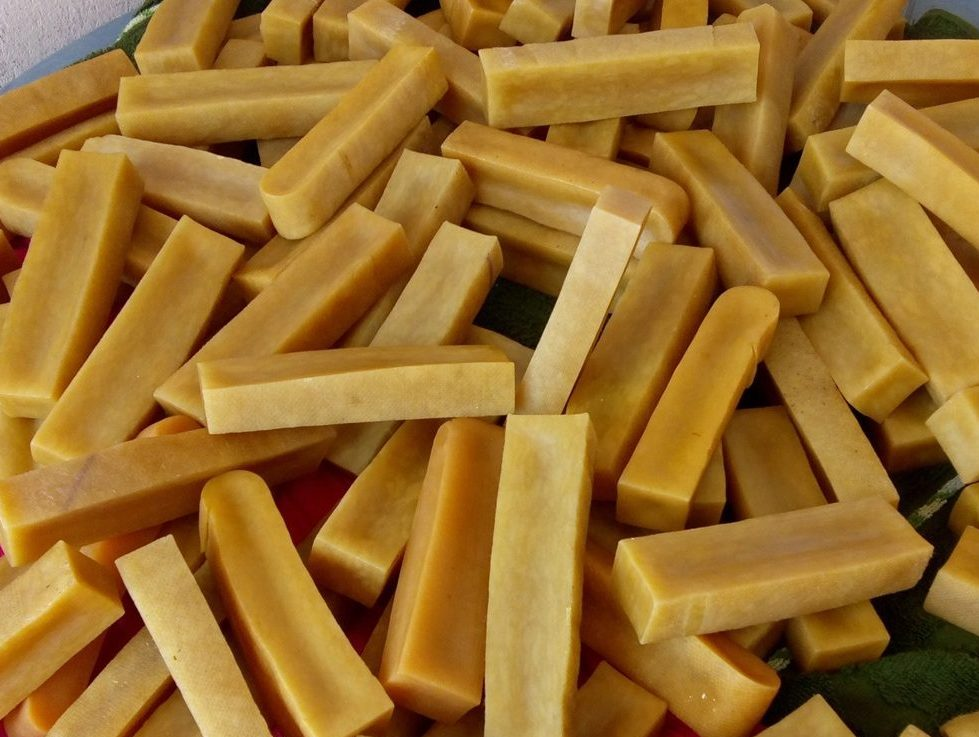 Nepalese Dog chew sticks