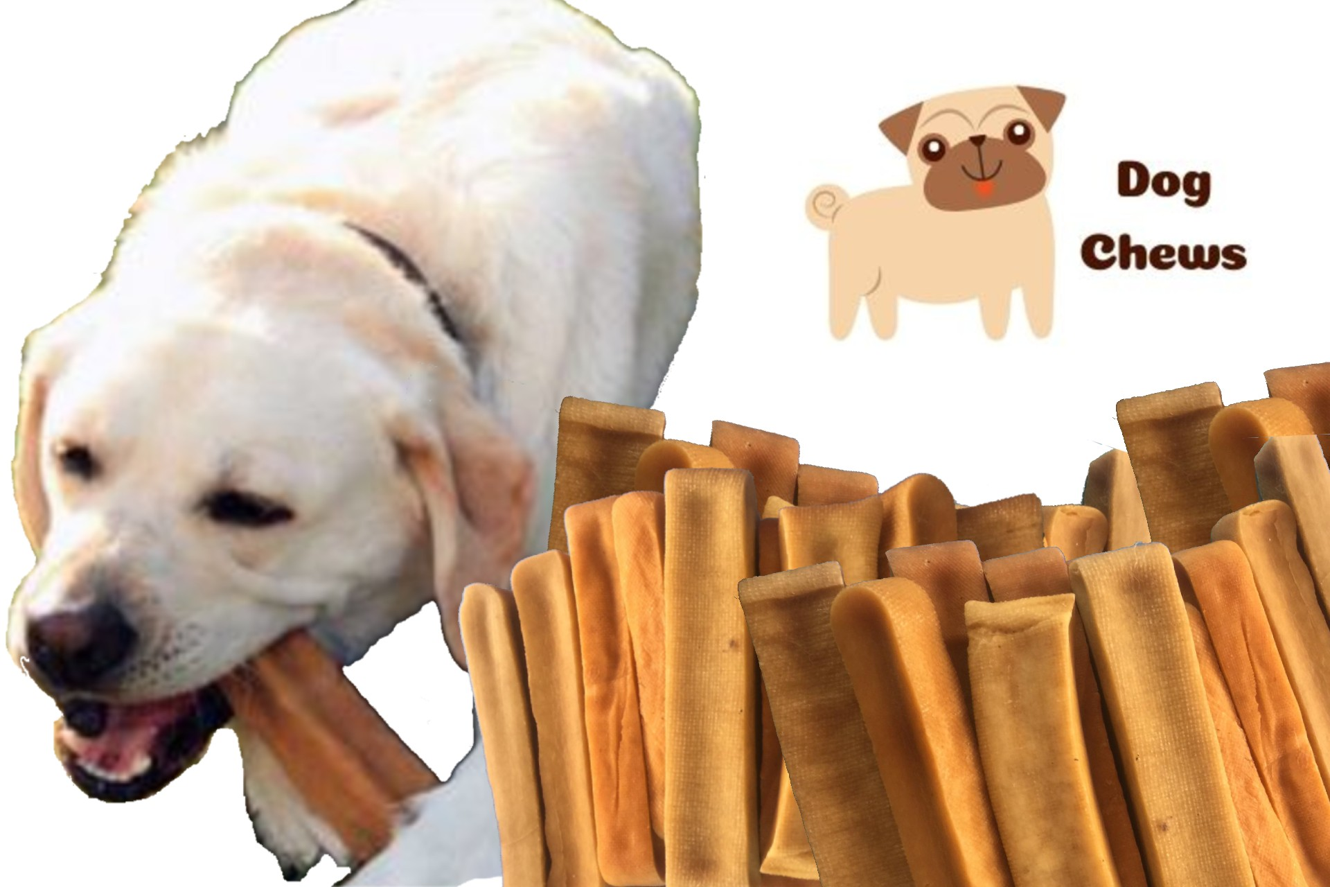 Nepalese Dog chew sticks